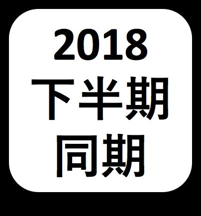 2018年下半期同期ブロググループアイコン