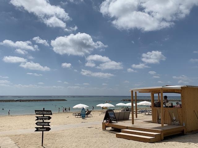ANAインターコンチネンタル石垣リゾート(プライベートビーチ)