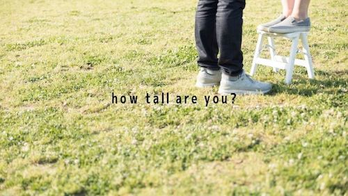 高身長男性とは何センチ以上なのか女性にアンケートを取ってみた