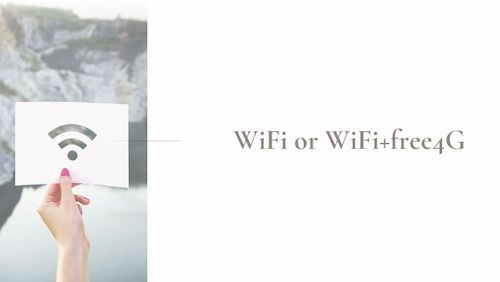 Kindle Paperwhite WiFiかWiFi+無料4Gか