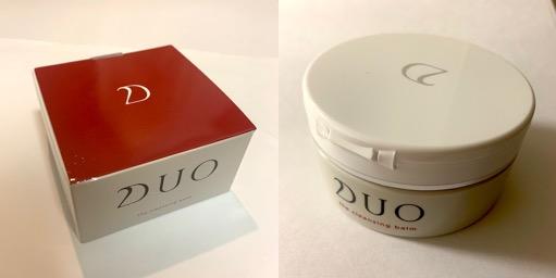 DUO新パッケージ